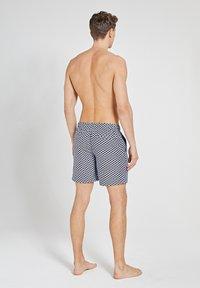 Shiwi - KITE TILE - Swimming shorts - dark navy - 2