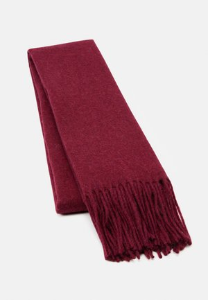SCARF - Sjal - red