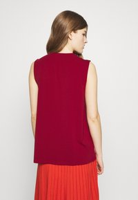 WEEKEND MaxMara - Top - bordeaux - 2