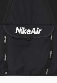 Nike Sportswear - REFLECTIVE AIR - Fleece jumper - black - 2