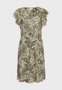Saint Tropez - TISHA DRESS - Day dress - army green - 4