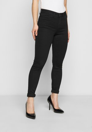 PCSHAPE UP SAGE JEGGING - Jeans Skinny Fit - black