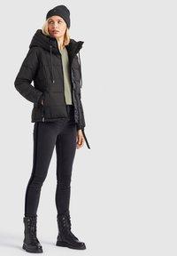 khujo - LILENA - Winter jacket - schwarz - 1