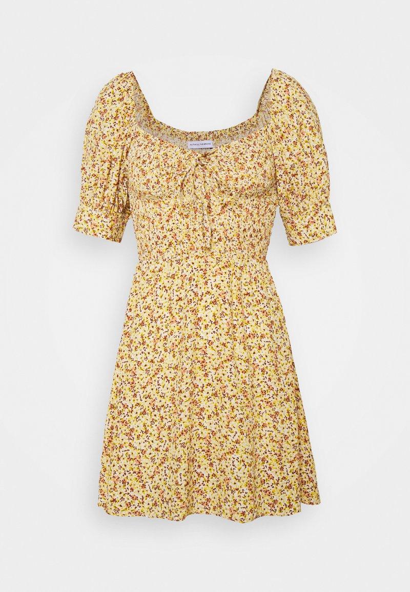Faithfull the brand - DULCIA DRESS - Day dress - la reverie floral print