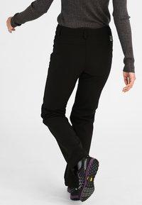 Icepeak - SAVITA - Pantaloni outdoor - black - 2