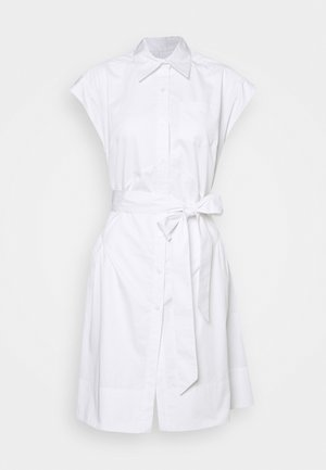 HANNAH - Shirt dress - white