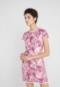 Rachel Zoe - LILI DRESS - Cocktail dress / Party dress - pink/multi-coloured - 0