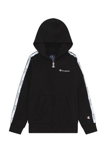 LEGACY AMERICAN TAPE HOODED FULL ZIP - Zip-up sweatshirt - black