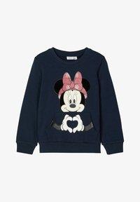 Name it - Disney Minnie Mouse - Sweatshirt - dark sapphire - 0