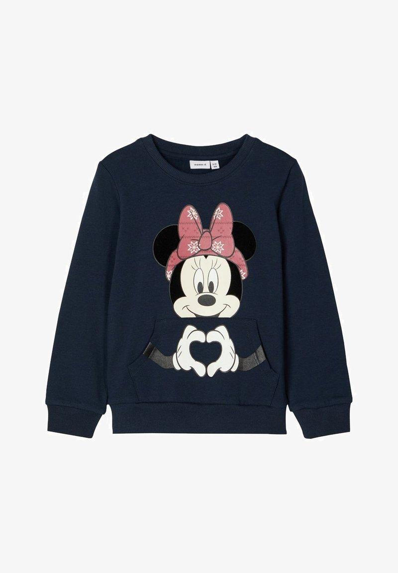 Name it - Disney Minnie Mouse - Sweatshirt - dark sapphire
