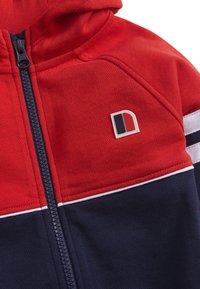 Next - Zip-up hoodie - blue - 3