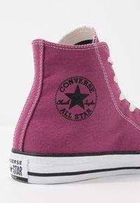 Converse - CHUCK TAYLOR ALL STAR RENEW CANVAS - Baskets basses - mesa rose/black/white - 5