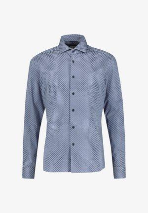 SLIM FIT - Formal shirt - marine (52)