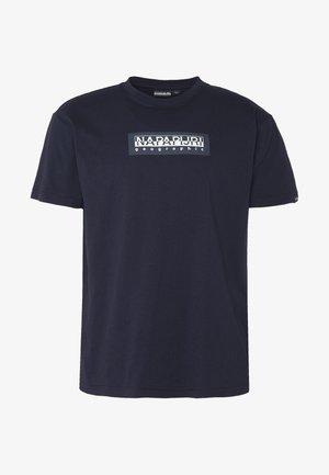 SOX  - T-shirt z nadrukiem - blu marine