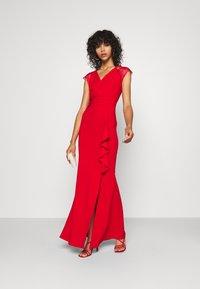 Sista Glam - BELMAIN - Suknia balowa - red - 1