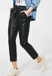 Street One - Trousers - dark blue - 0