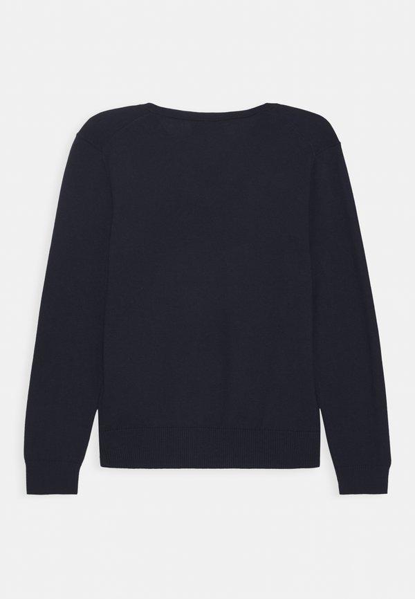 Polo Ralph Lauren Sweter - navy/granatowy Odzież Męska EHEW