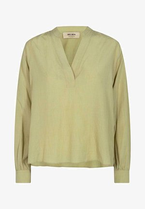 Blouse - winter pear