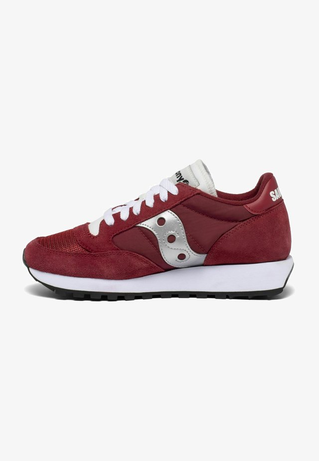 JAZZ - Sneakers laag - red