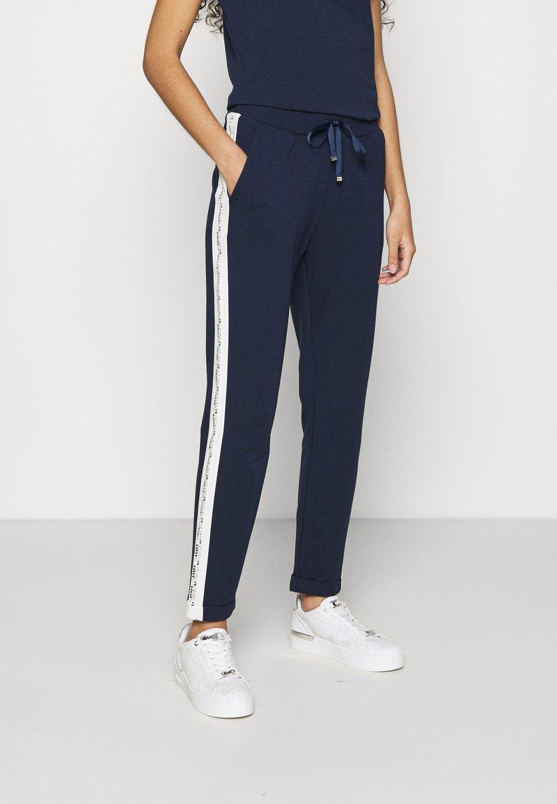 Liu Jo Jeans - PANTALONE FELPA - Spodnie treningowe - blu navy