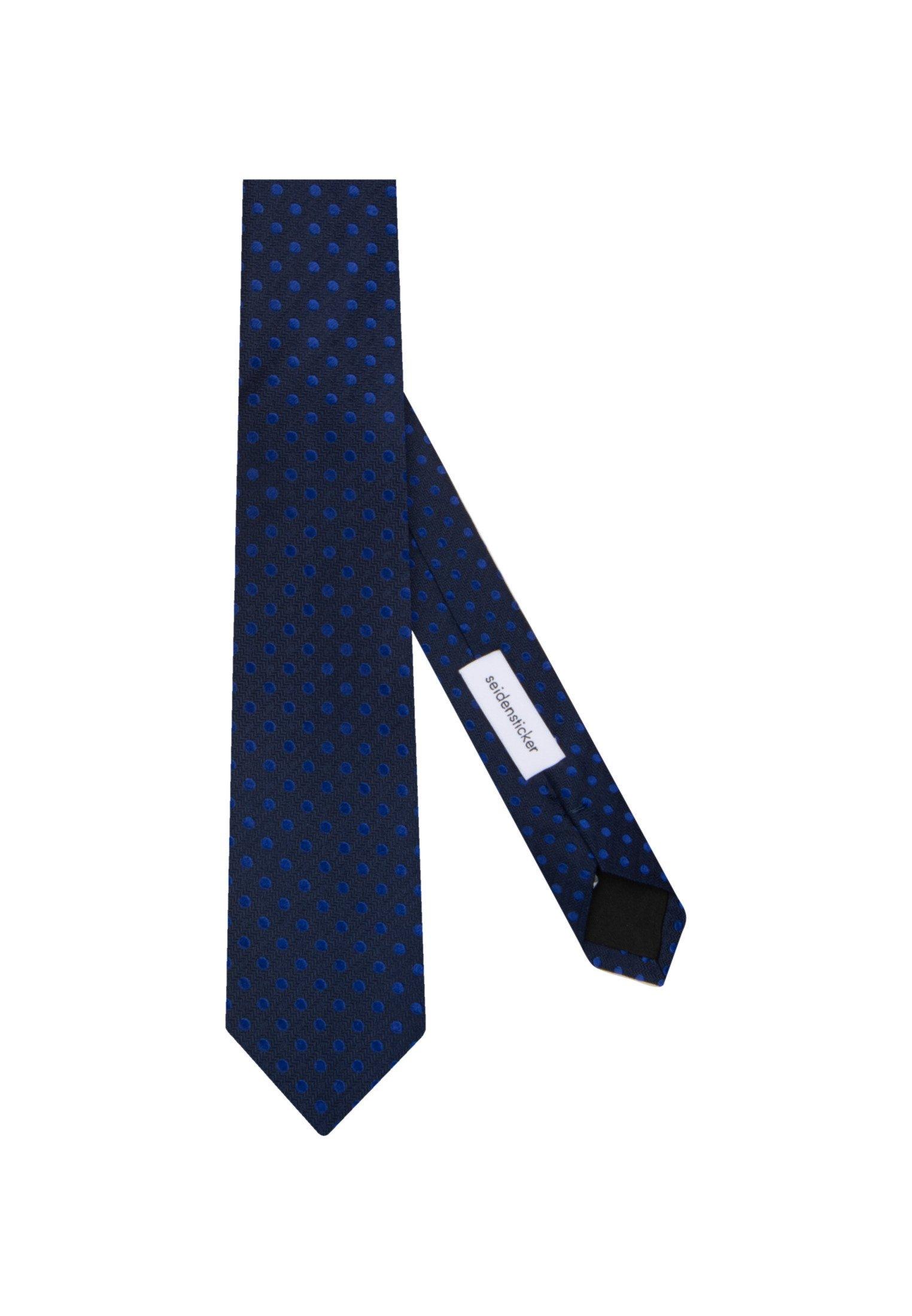 Seidensticker Krawatte - mittelblau/blau - Herrenaccessoires XEj6d