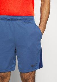 Nike Performance - Sports shorts - mystic navy/blue void/black - 5