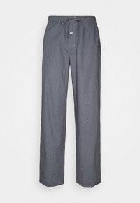 Jockey - PANTS - Pyjamahousut/-shortsit - blue - 0