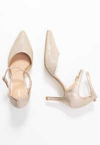 Anna Field - LEATHER - Tacones - beige - 3
