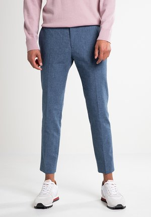 Suit trousers - blue