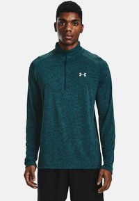 Under Armour - Sports shirt - dark blue - 0