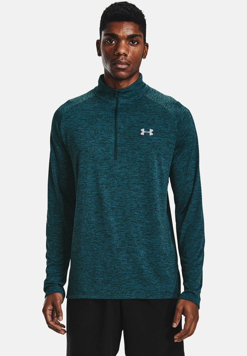 Under Armour - Sports shirt - dark blue