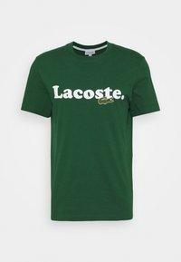 TH1868 - Print T-shirt - dark green