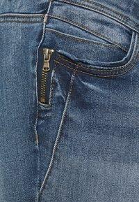 MAMALICIOUS - MLASJA - Slim fit jeans - blue denim - 2