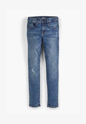 PANTALON - Straight leg jeans - blue