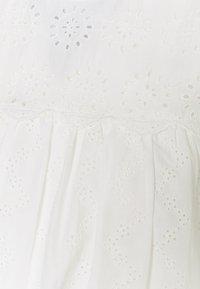 edc by Esprit - BLOUSE - T-shirt print - off white - 2