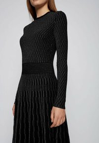 BOSS - Jumper dress - black - 4