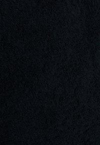 Möve - SUPERWUSCHEL UNISEX - Strandaccessoire - black - 1