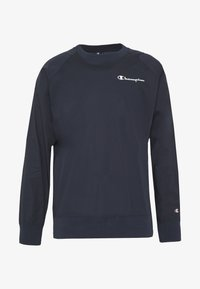 Champion - ELASTIC CREWNECK - Bluza - dark blue - 4