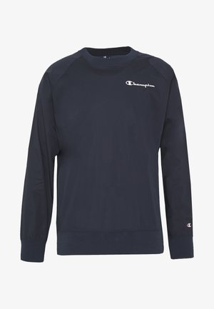 ELASTIC CREWNECK - Collegepaita - dark blue