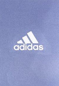 adidas Performance - COLORBLOCK - Tracksuit - orbit violet/bold blue/white - 4