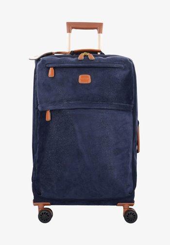LIFE  - Wheeled suitcase - blue