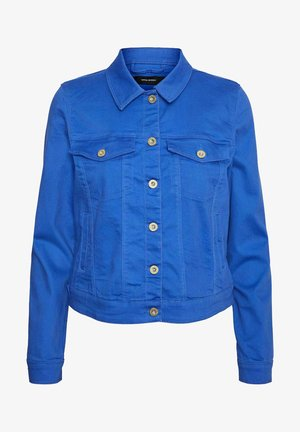 HOTSOYA - Denim jacket - dazzling blue