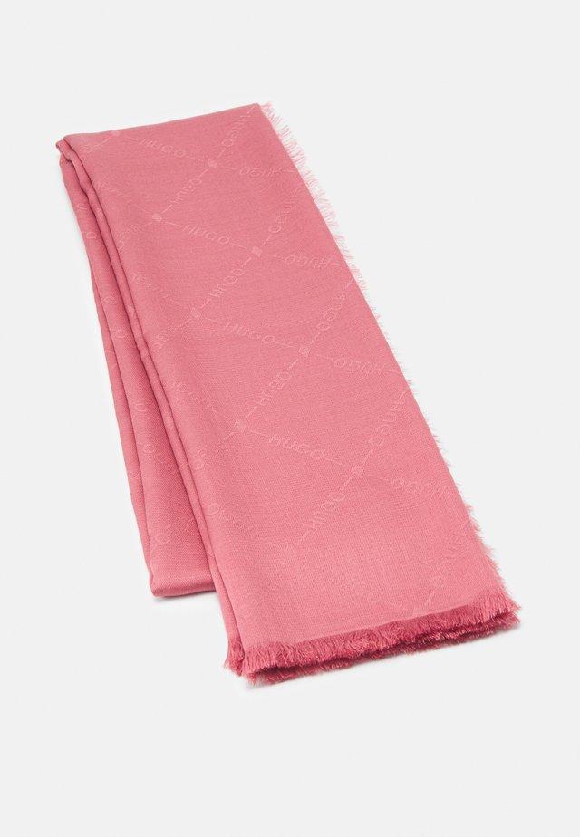 LOGO WRAP - Huivi - pink