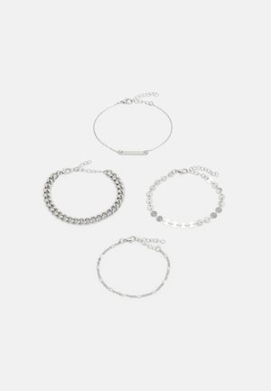 ONLKYLIE BRACELET 4 PACK - Armband - silver-coloured