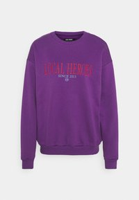 Local Heroes - GRAPE - Sweater - purple - 0