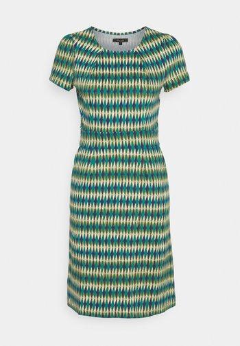 MONA DRESS JUNIPER - Jersey dress - dazzling blue