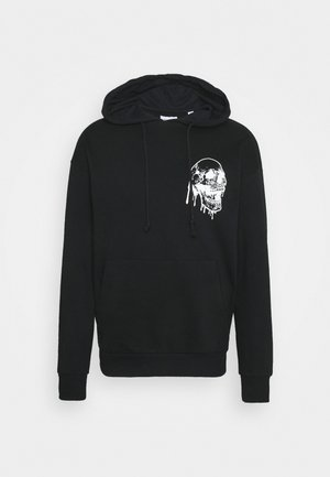 JORNIGHT HOOD - Sweatshirt - black