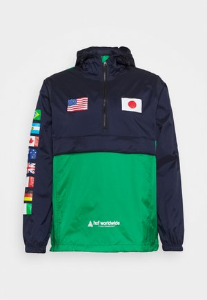 FLAGS JACKET - Summer jacket - french navy