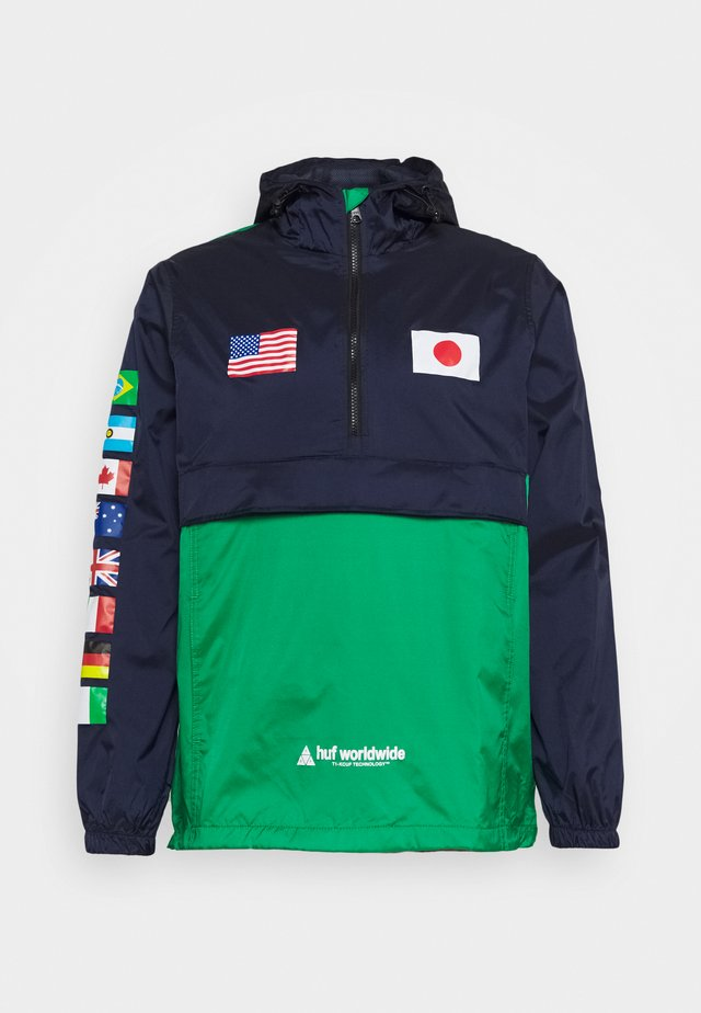 FLAGS JACKET - Veste légère - french navy