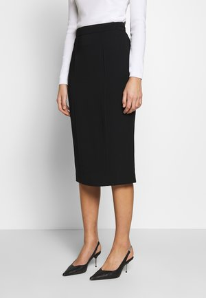 RAEES - Pencil skirt - black